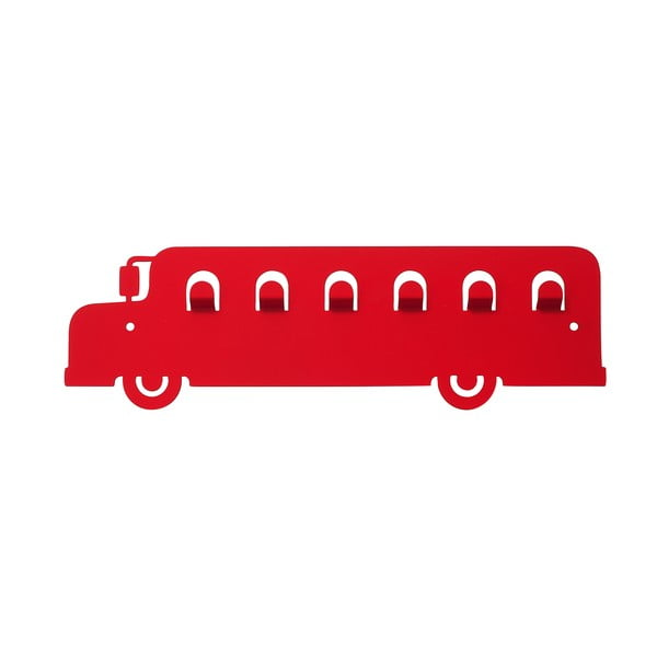 Věšák s háčky Autobus