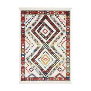 Koberec Nourison Navajo White, 130x66 cm