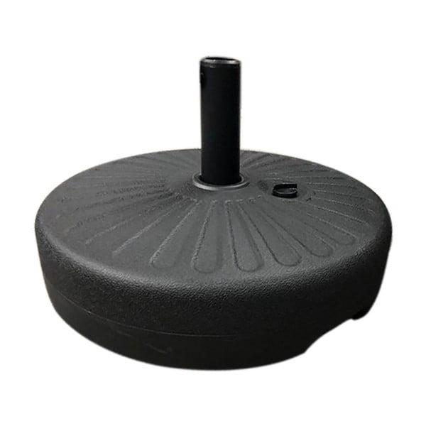 Suport cu apă pentru fixare umbrelă de soare Timpana, negru