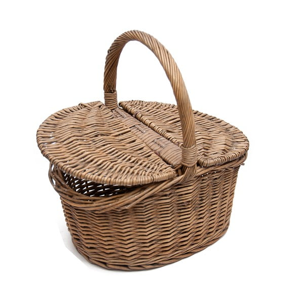 Prútený piknikový košík Antic Line Picnico