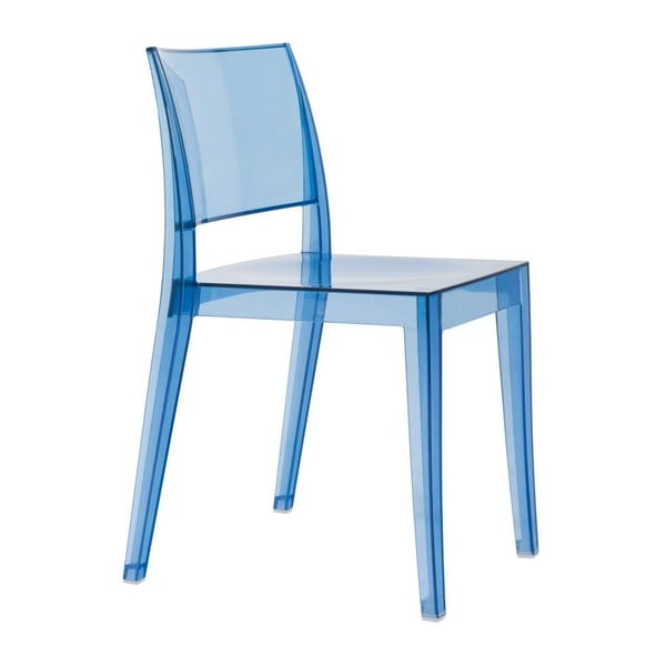 Židle Gyza, blue