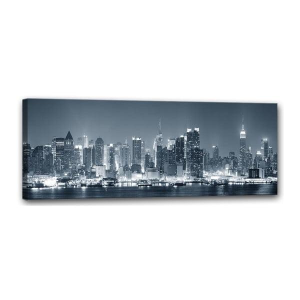 Tablou Styler Canvas Manhattan, 60 x 150 cm