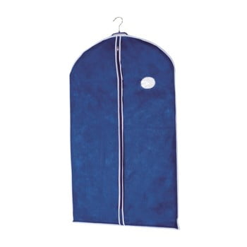Husă pentru haine Wenko Ocean, 100 x 60 cm, albastru imagine