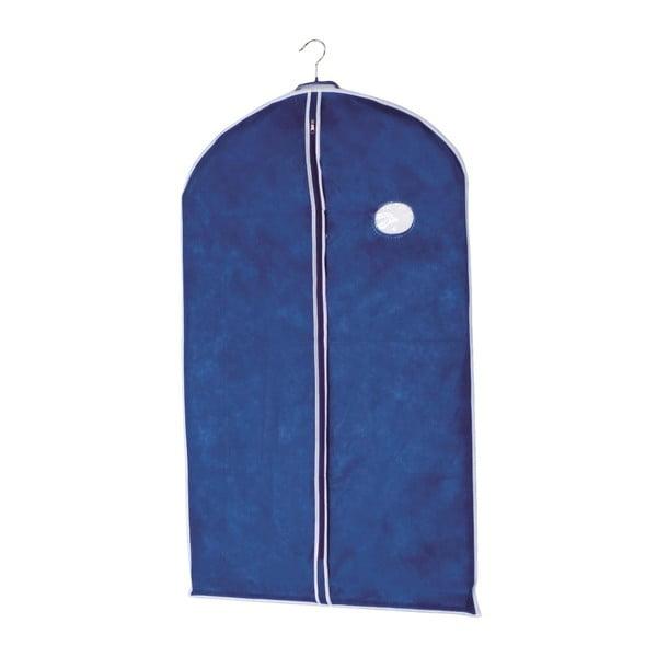 Niebieski pokrowiec na garnitur Wenko Ocean, 100x60 cm