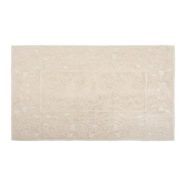 Bavlněný koberec Kinah 160x230 cm, krémový