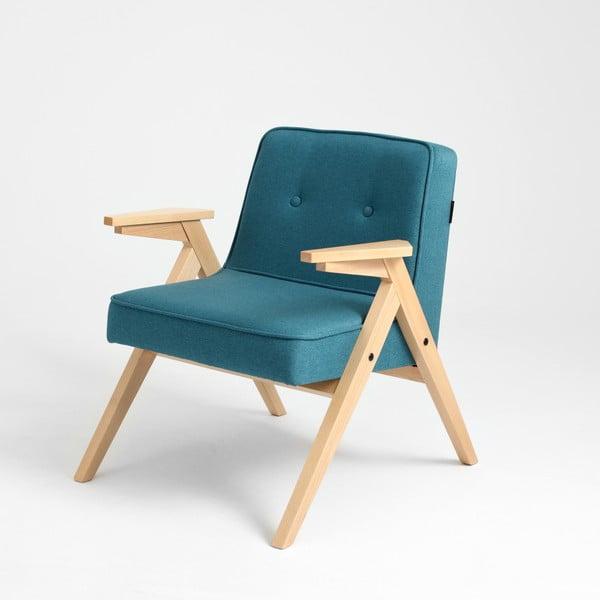 Vinc türkiz fotel - Custom Form