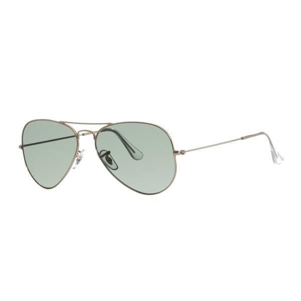 Unisex sluneční brýle Ray-Ban 3025 Green/Gold 55 mm