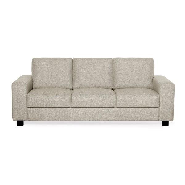 Beżowa sofa 3-osobowa Softnord Aaron