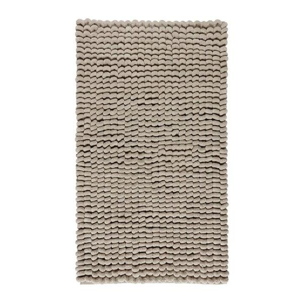 Koupelnová předložka Luka Linen, 60x100 cm