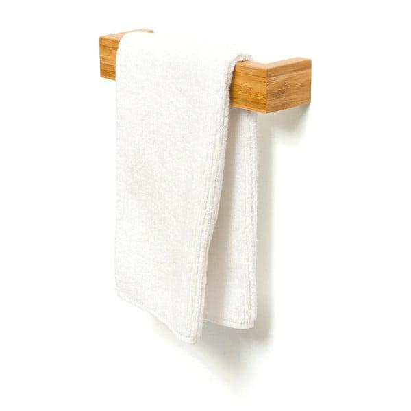Bambusový držák na ručníky Wireworks Bamboo, délka 28 cm
