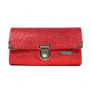 Červená peněženka Dara bags Purse Big No.734
