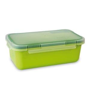 Svačinový box 0,75 l, zelený