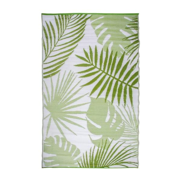 Oboustranný venkovní koberec Esschert Design Jungle, 152x241cm