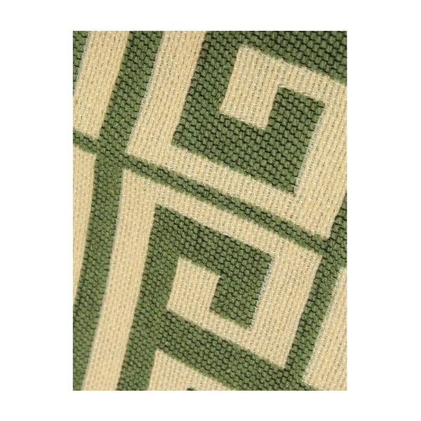 Zelenobéžový koberec Ya Rugs Tee, 120x180cm