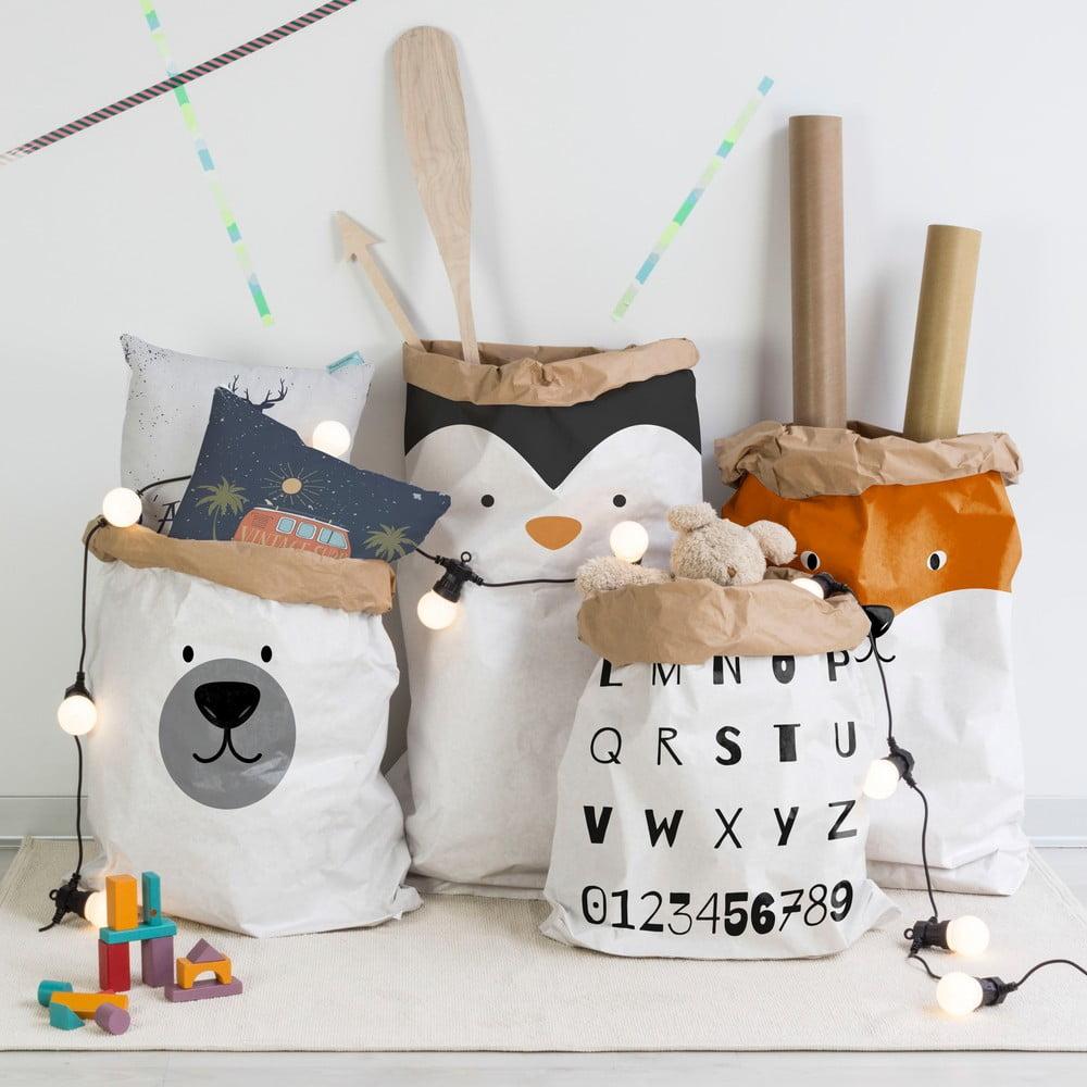 pap rov pytel little nice things bear bonami. Black Bedroom Furniture Sets. Home Design Ideas