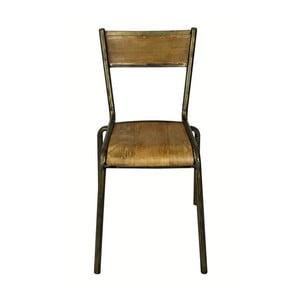 Sada 2 jídelních židlí Red Cartel Pilot