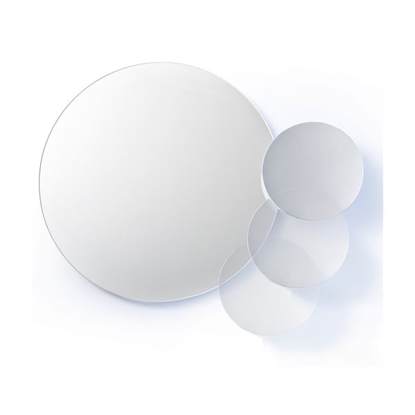 Nástěnné dvojité zrcadlo Wireworks Mezza