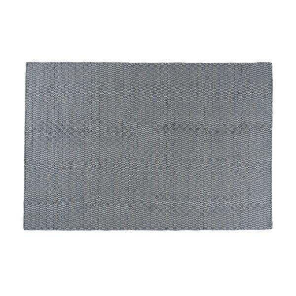 Vlněný koberec Charles Indigo, 200x300 cm