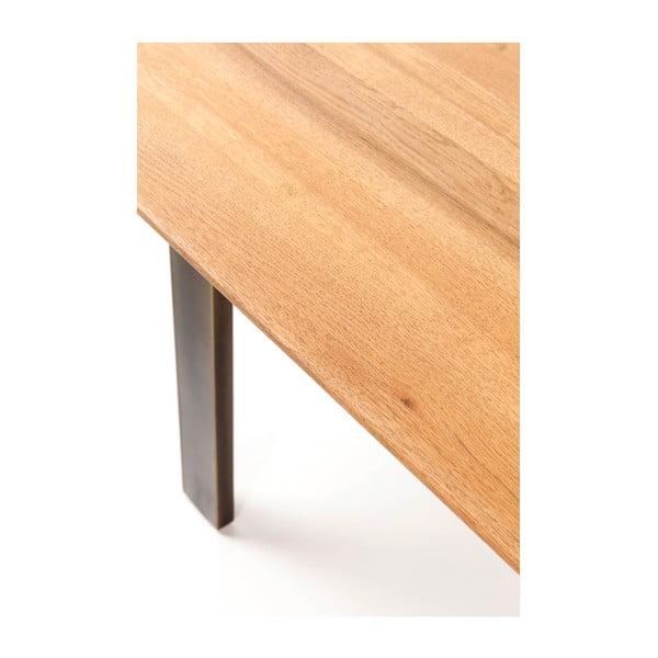 Jídelní stůl s deskou z dubového dřeva Kare Design Tuscany, 220 x 100 cm