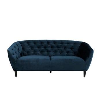 Canapea cu 3 locuri Actona Ria, albastru închis de la Actona