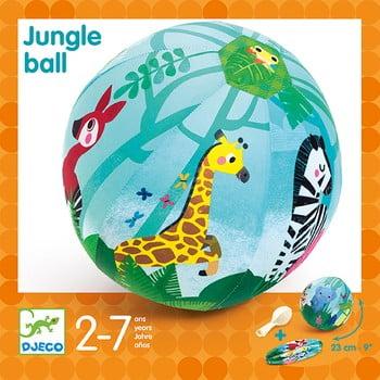 """Set 4 baloane gonflabile și husă textilă Djeco """"Junglă"""" poza"""