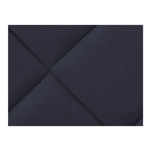 Tmavě modré čelo postele Windsor & Co Sofas Superb, 180 x 120 cm