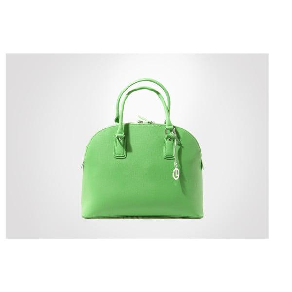 Kožená kabelka Mary, green