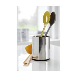 Nerezový držák na kuchyňské nástroje Steel Function Roma