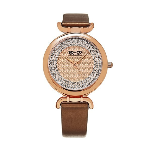 Dámské hodinky So&Co New York GP16090
