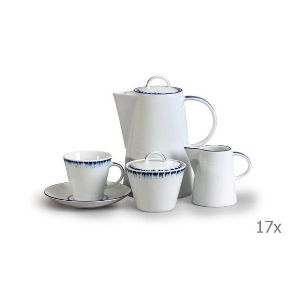 Tom porcelán kávéskészlet - Thun