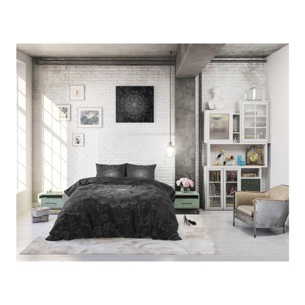 Bavlněné povlečení na dvoulůžko Sleeptime Katinka, 200 x 220 cm