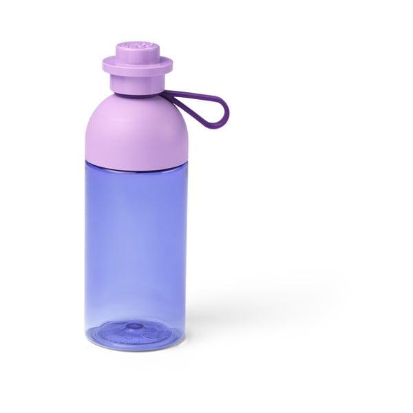 Fioletowa butelka podróżna LEGO®, 500 ml