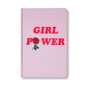 Caiet Tri-Coastal Design Girl Power, 96 file