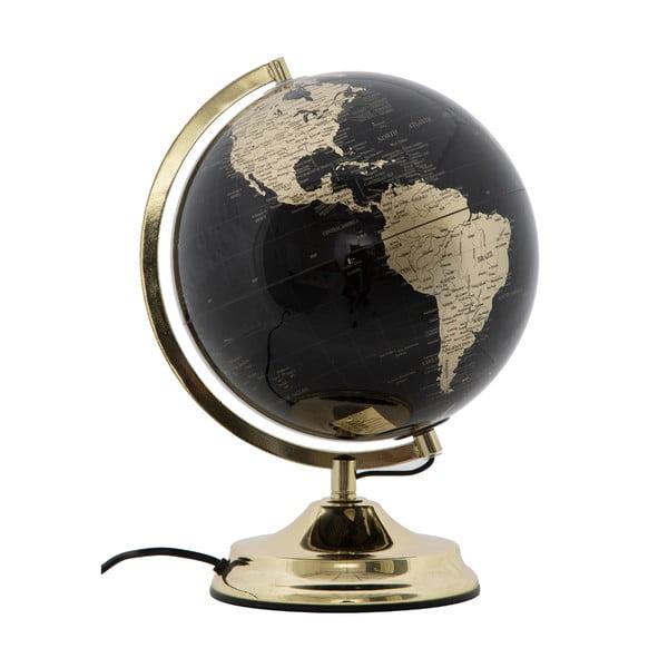 Lampa stołowa w kształcie globusu Mauro Ferretti Globe, ø 25 cm