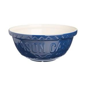 Bol ceramică Mason Cash Varsity Blue, ⌀24 cm