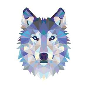 Autocolant Ambiance Wolf