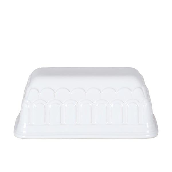 Pečící forma Plumpcake 19x11 cm, bílá