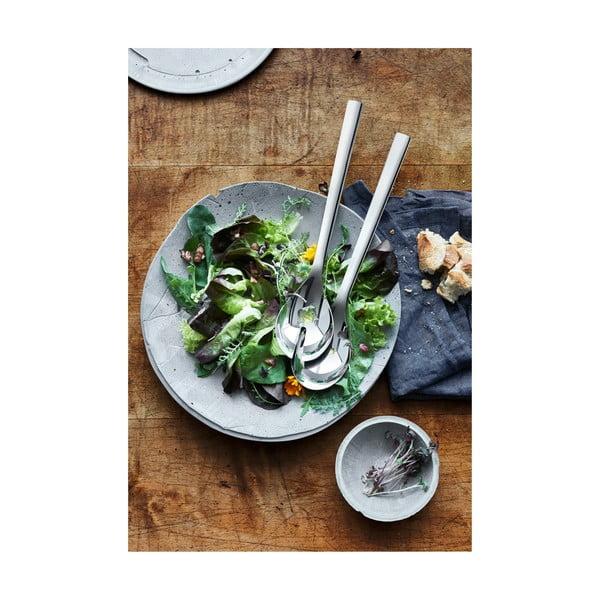 Set 2 tacâmuri pentru salată WMF Nuova, lungime 30 cm