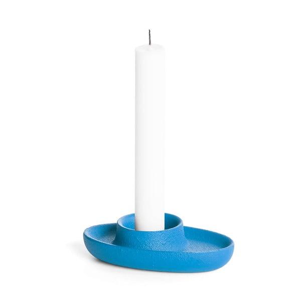 Aye Aye One Candle kék gyertyatartó - EMKO