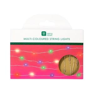 Světelný řetěz Talking tables Boho Colour, délka 3 m