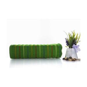 Osuška Rosy Green, 70x140 cm