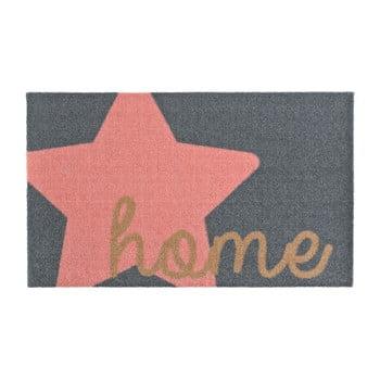 Preș Zala Living Design Star Home Grey Pink, 50 x 70 cm, gri roz de la Zala Living