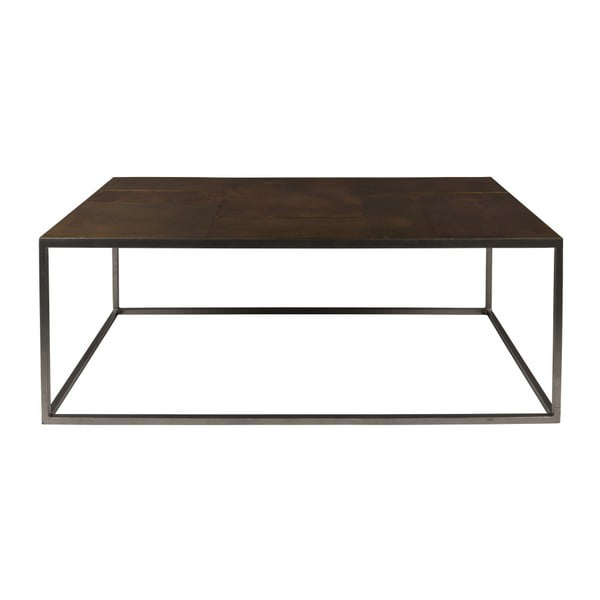 Kovový konferenční stolek Dutchbone Lee, 110 x 55 cm
