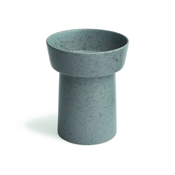 Ombria szürke agyagkerámia váza, magasság 20 cm - Kähler Design