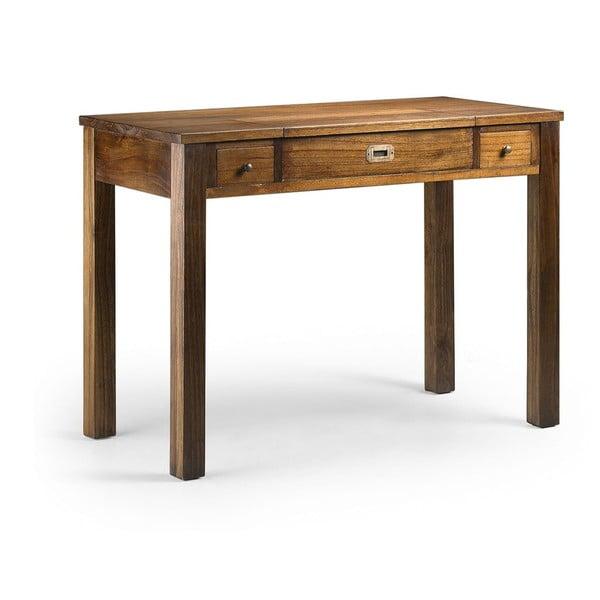 Pracovný stôl z dreva Mindi Moycor Star Secretary, 110 × 55 cm
