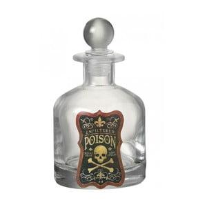 Skleněná lahev Poison