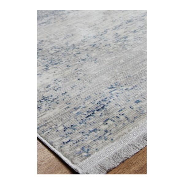 Koberec Shaggy Blue, 200x300 cm