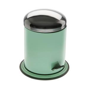 Zelený odpadkový koš Versa Green, 5l