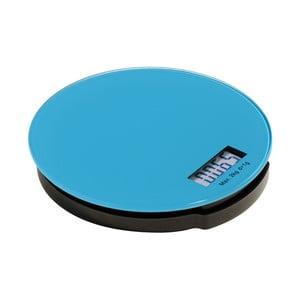 Modrá kuchyňská digitální váha Premier Housewares Zing