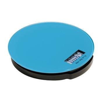 Cântar de bucătărie digital Premier Housewares Zing, albastru